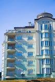 Casa de lujo moderna Foto de archivo