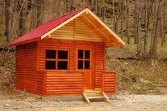 Casa de madeira Foto de Stock Royalty Free