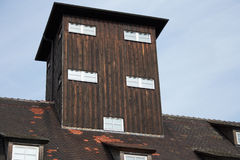 Casa de madera Fotografía de archivo libre de regalías