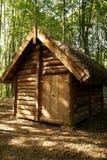 Casa de madera Imagen de archivo