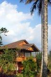 Casa de madera Fotos de archivo libres de regalías