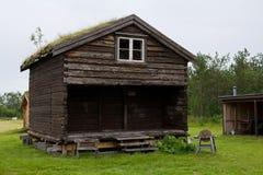 Casa de madera vieja 2 Fotos de archivo