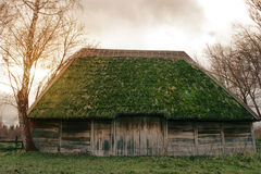 Casa de madera vieja Imagen de archivo