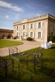 Casa de mansão muito agradável imagem de stock royalty free