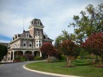 Casa de mansão de Cylburn Fotografia de Stock Royalty Free