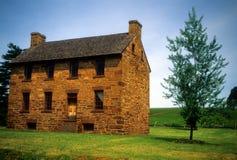 Casa de Matthews (casa de piedra) Imagenes de archivo