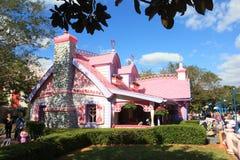 Casa de Minnie Mouse Imagenes de archivo