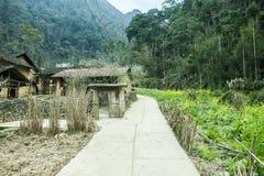 Casa de minorias étnicas Fotos de Stock