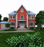 Casa de mis sueños Foto de archivo