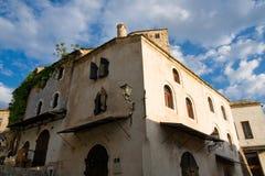Casa de Mostar Fotografía de archivo