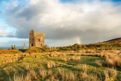 Casa de motor Cornish Imagem de Stock Royalty Free