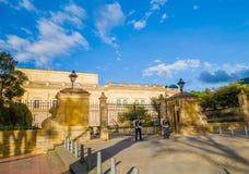 Casa de Narino, residencia presidencial oficial Imagen de archivo libre de regalías