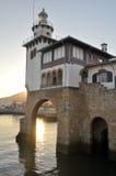 Casa de Naufragos, Getxo (Biscay) Stock Images