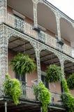 Casa de New Orleans Fotografía de archivo libre de regalías