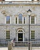 Casa de Newman, Dublin foto de stock