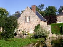 Casa de Normandy, France Fotografia de Stock Royalty Free