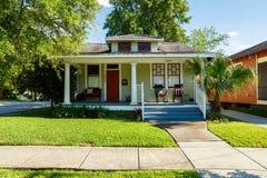 Casa de Nova Orleães imagens de stock