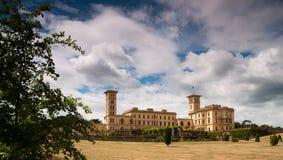 Casa de Osborne, isla del wight Imagen de archivo libre de regalías