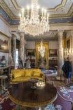 Casa de Osborne de la sala de estar Foto de archivo