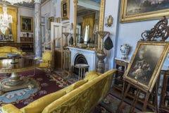 Casa de Osborne de la sala de estar Foto de archivo libre de regalías