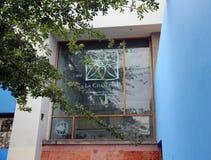 A casa de Pablo Neruda fotos de stock