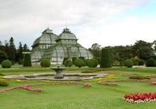Casa de palma em Schonbrunn fotos de stock royalty free