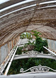Casa de palma, jardines de Kew, Londres foto de archivo libre de regalías