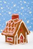 Casa de pan de jengibre Imagen de archivo