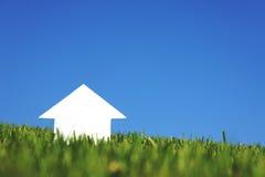 Casa de papel Fotografia de Stock
