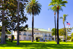 Casa de Pasadena Tournment Imagen de archivo