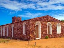 Casa de pedra Imagem de Stock