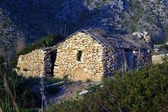 Casa de pedra Foto de Stock Royalty Free