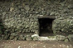Casa de pedra Fotografia de Stock