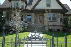 Casa de pedra Fotografia de Stock Royalty Free