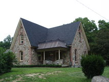 Casa de pedra catita Imagens de Stock Royalty Free