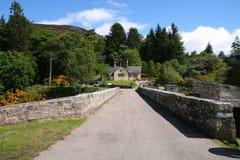 Casa de pedra histórica Fotos de Stock Royalty Free