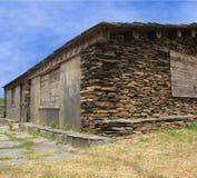 Casa de pedra nativa imagem de stock royalty free