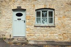 Casa de pedra no Cotswolds Fotos de Stock Royalty Free