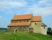 Casa de pedra rural Fotografia de Stock Royalty Free