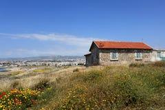 Casa de pedra velha Fotografia de Stock Royalty Free