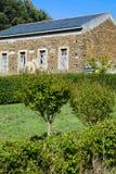 Casa de pedra velha Fotos de Stock Royalty Free