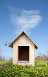 Casa de perro Imagen de archivo