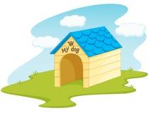 Casa de perro ilustración del vector