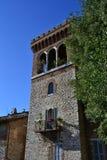 Casa de Perugia Foto de archivo