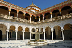 Casa de Pilatos Stock Images