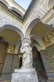 Casa de Pilatos i Seville, i Andalusia spännvidd Royaltyfri Bild