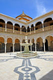 Casa de Pilatos, palace, Sevilla, Spain Royalty Free Stock Photography