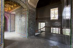 Casa de Pilatos Seville royaltyfri bild