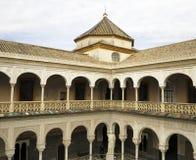 Casa de Pilatos, Seville Stock Photo