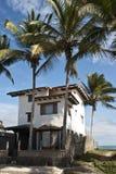 Casa de playa Fotografía de archivo libre de regalías